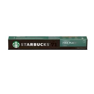 STARBUCKS Espresso Pike Place 10caps