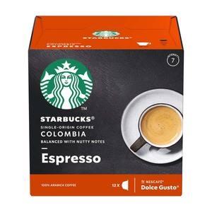 STARBUCKS Espresso Colombia 12caps