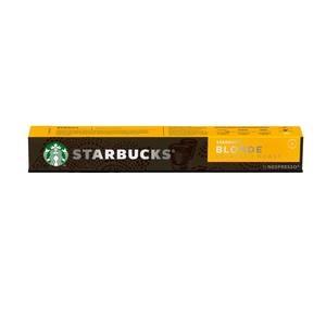 STARBUCKS Espresso Blonde Roast 10caps