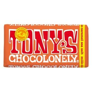 TONY^S CHOCOLONELY Γάλακτος.Καραμέλα & Θαλ.Αλάτι