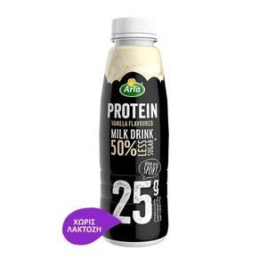 ARLA Protein Vanilla 50% Less Sugar