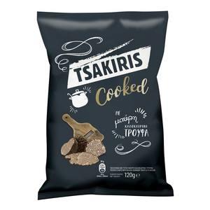 TSAKIRIS Cooked Με Μαύρη Τρούφα