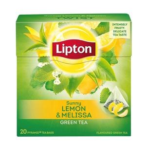 LIPTON Lemon & Melissa