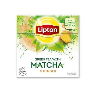 LIPTON Matcha & Ginger