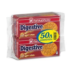 ΠΑΠΑΔΟΠΟΥΛΟΥ Digestive (-0.50)?