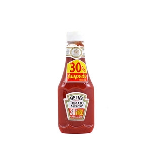 HEINZ Squeeze (+30% Δωρεάν Προϊόν)