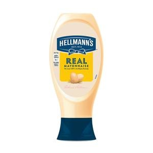 HELLMANN^S Real Squeezy