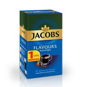 JACOBS Flavours Φουτνούκι (-1.00)?