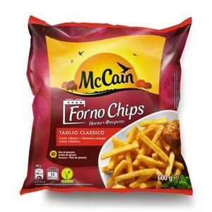 McCAIN Forno Chips κτψ