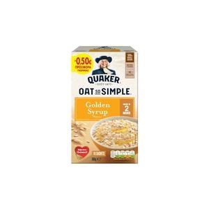 QUAKER Oat So Simple Σιρόπι(-0.50)?