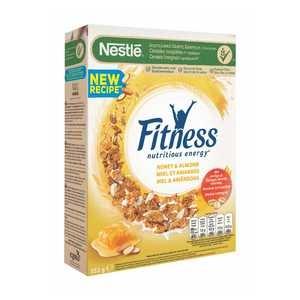 NESTLE Fitness Honey & Almond