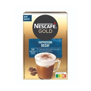 NESCAFE Gold Decaf. Sweet