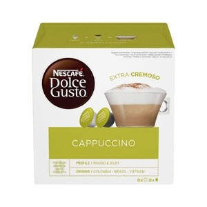 NESCAFE DOLCE GUSTO Cappuccino 8 ροφήματα