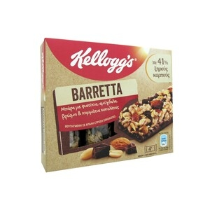 KELLOGG^S Nutty Chewy Chocolate&Almond