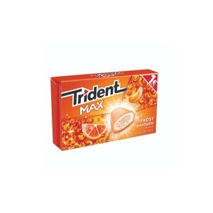 TRIDENT Max Frost Μανταρίνι (1.00)?