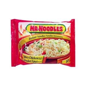 MR.NOODLES Με Γεύση Πικάντικο Κοτόπουλο