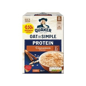 QUAKER Oat So Simple Cinnamon -0.50
