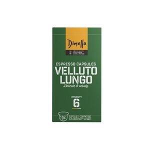 DIMELLO Espresso Velluto Lungo