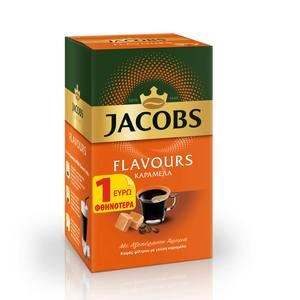 JACOBS Flavours Καραμέλα (-1.00)?