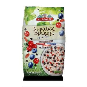 MILLHOUSE Fruits & Dark Choco