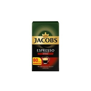 JACOBS Intenso Αλεσμένος (-0.80)?
