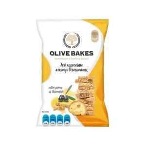 OLIVE BAKES Με Ελιά & Κουρκουμά