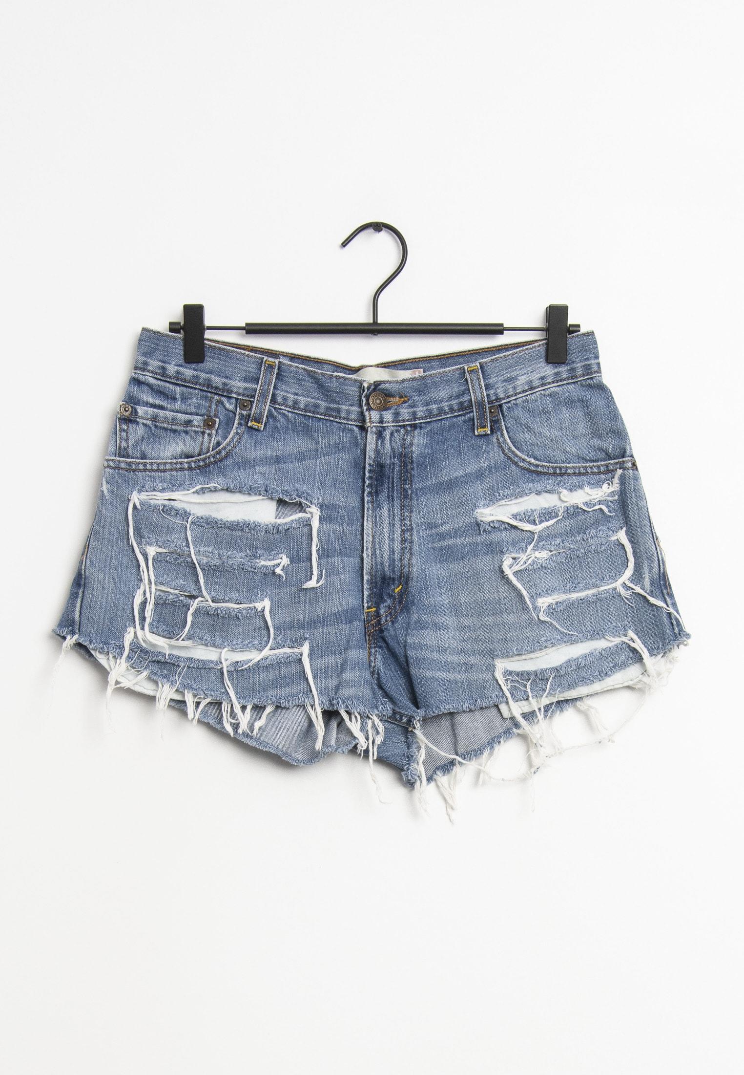 Levi's® Shorts Blau Gr.M