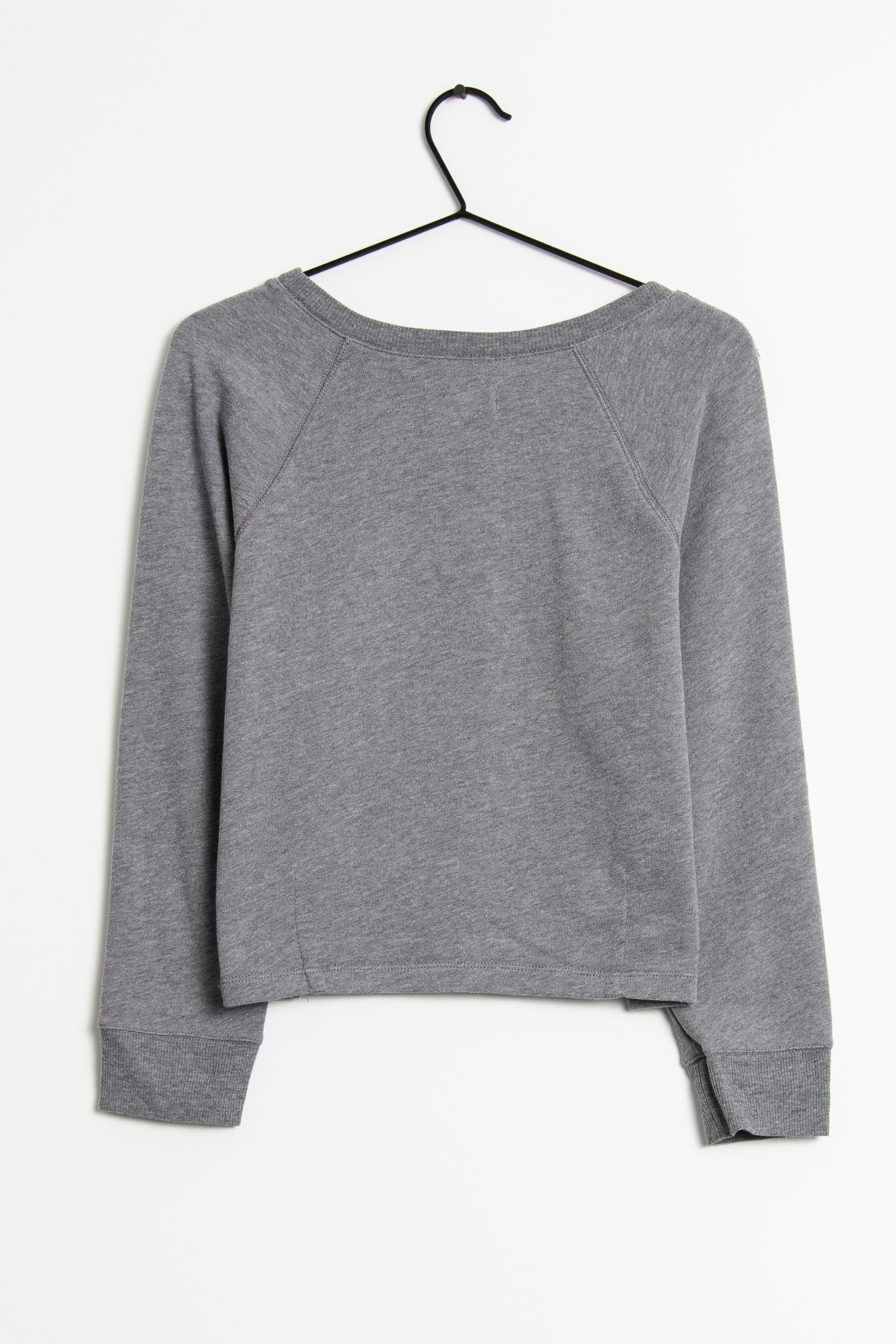 Hollister Co. Sweat / Fleece Grau Gr.M