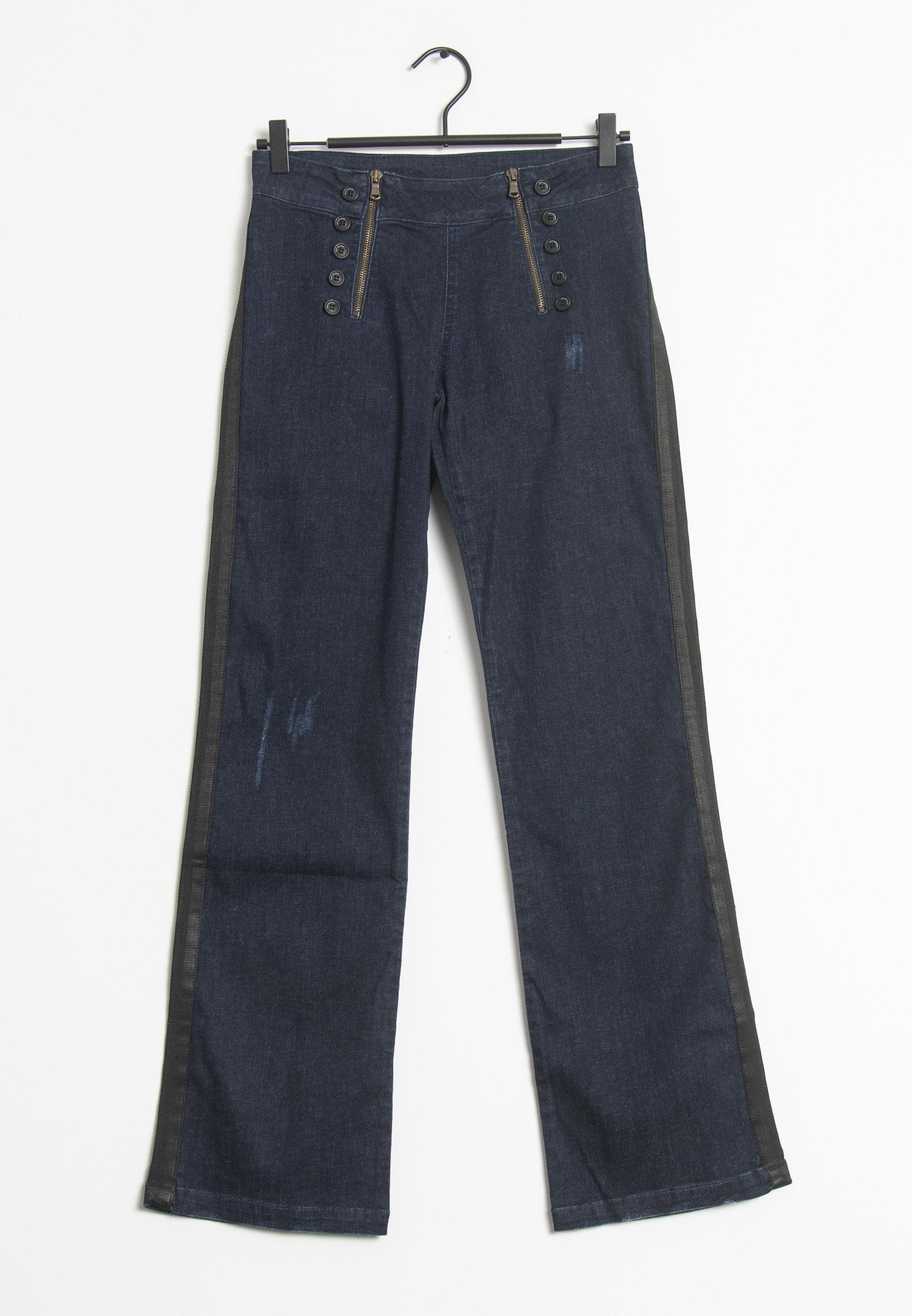 10DAYS Jeans Blau Gr.M