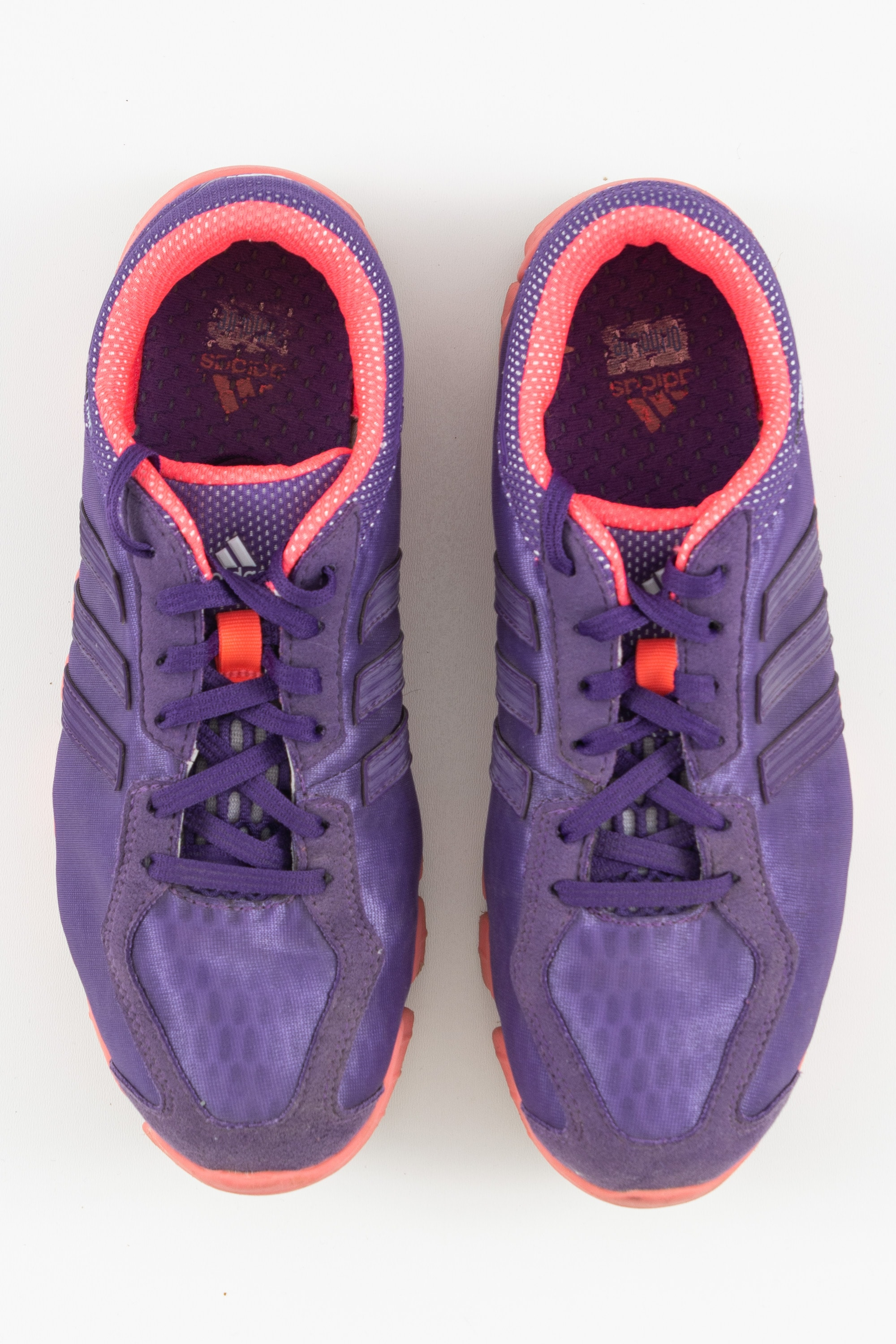 ADIDAS ORIGINALS Sneakers Lila Gr.38