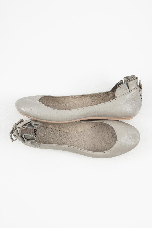 Bronx Halbschuh / Ballerina Grau Gr.39