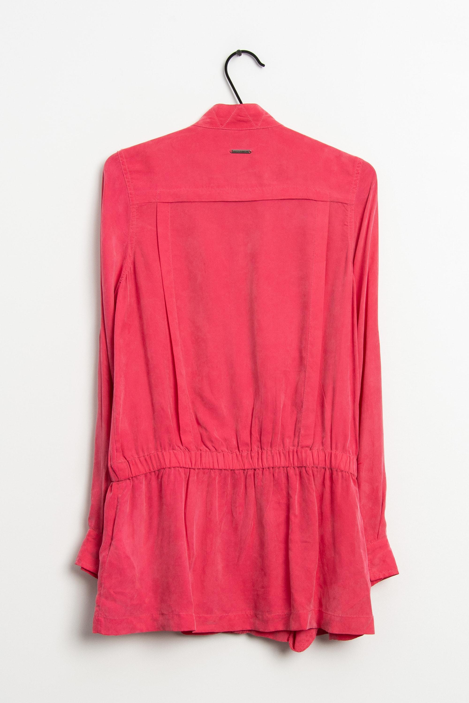 DKNY Leichte Jacke / Fleecejacke Pink Gr.S