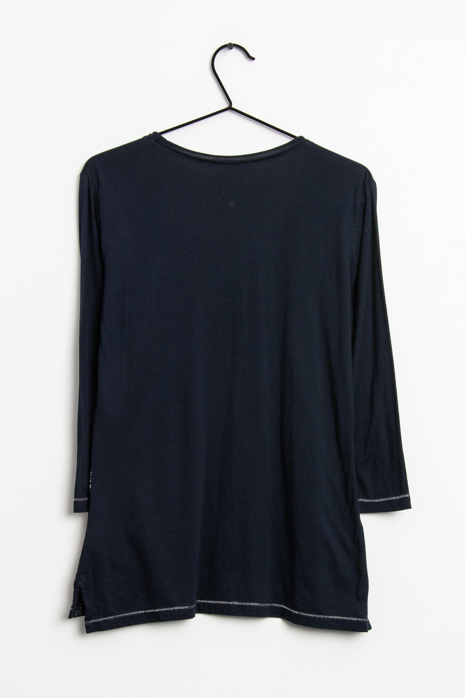 Betty Barclay Langarmshirt Blau Gr.38