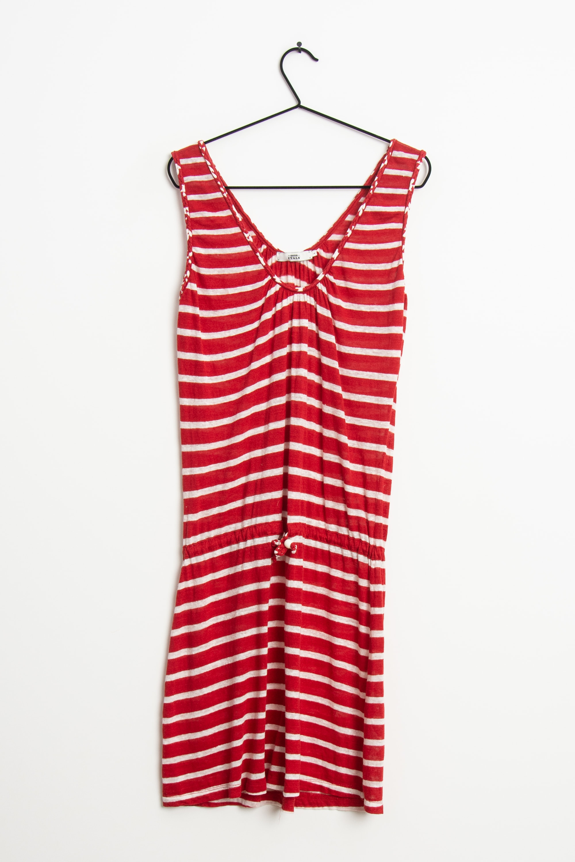 0039 Italy Kleid Rot Gr.L