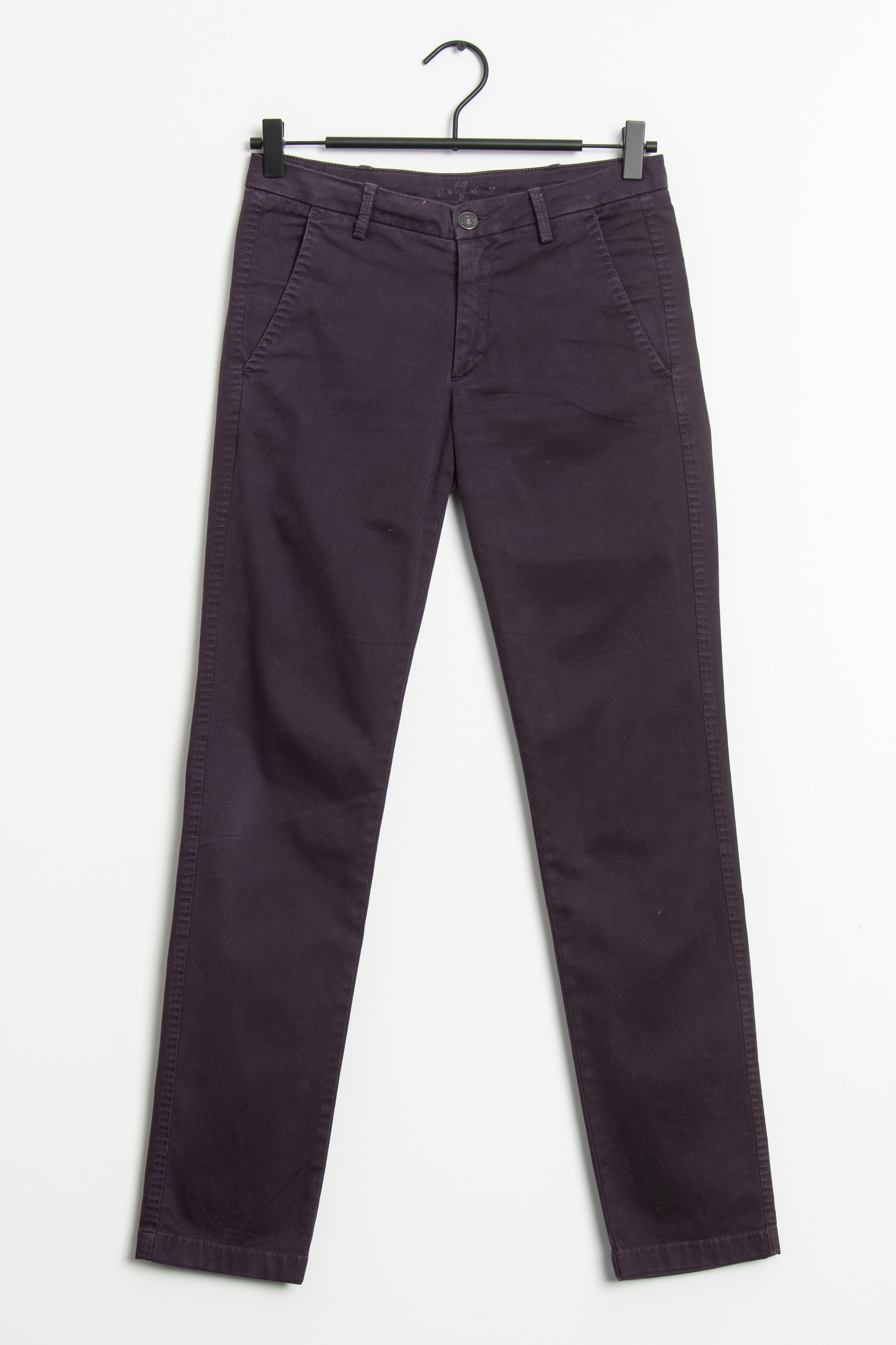 7 for all mankind Stoffhose Lila Gr.XS