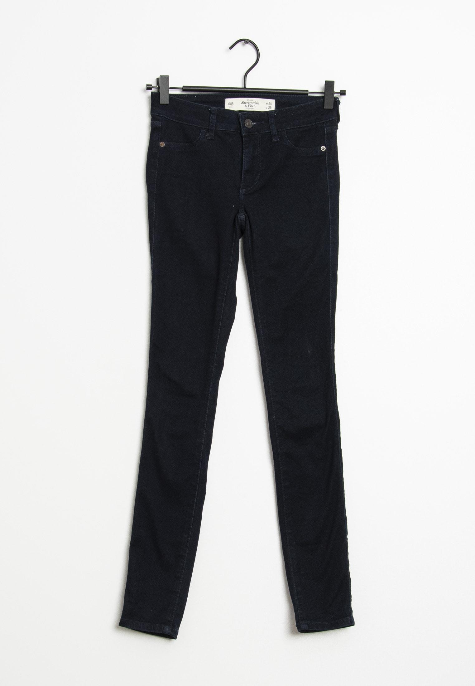 Abercrombie & Fitch Jeans Blau Gr.W24 L29