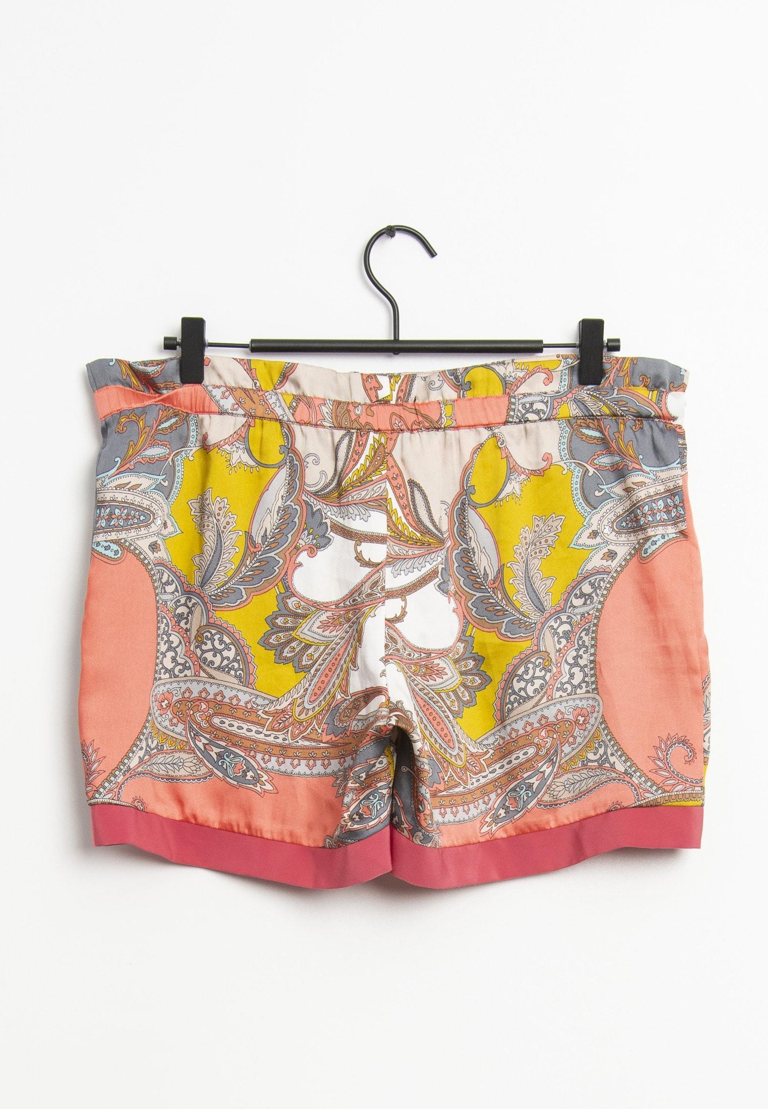0039 Italy Shorts Mehrfarbig Gr.S