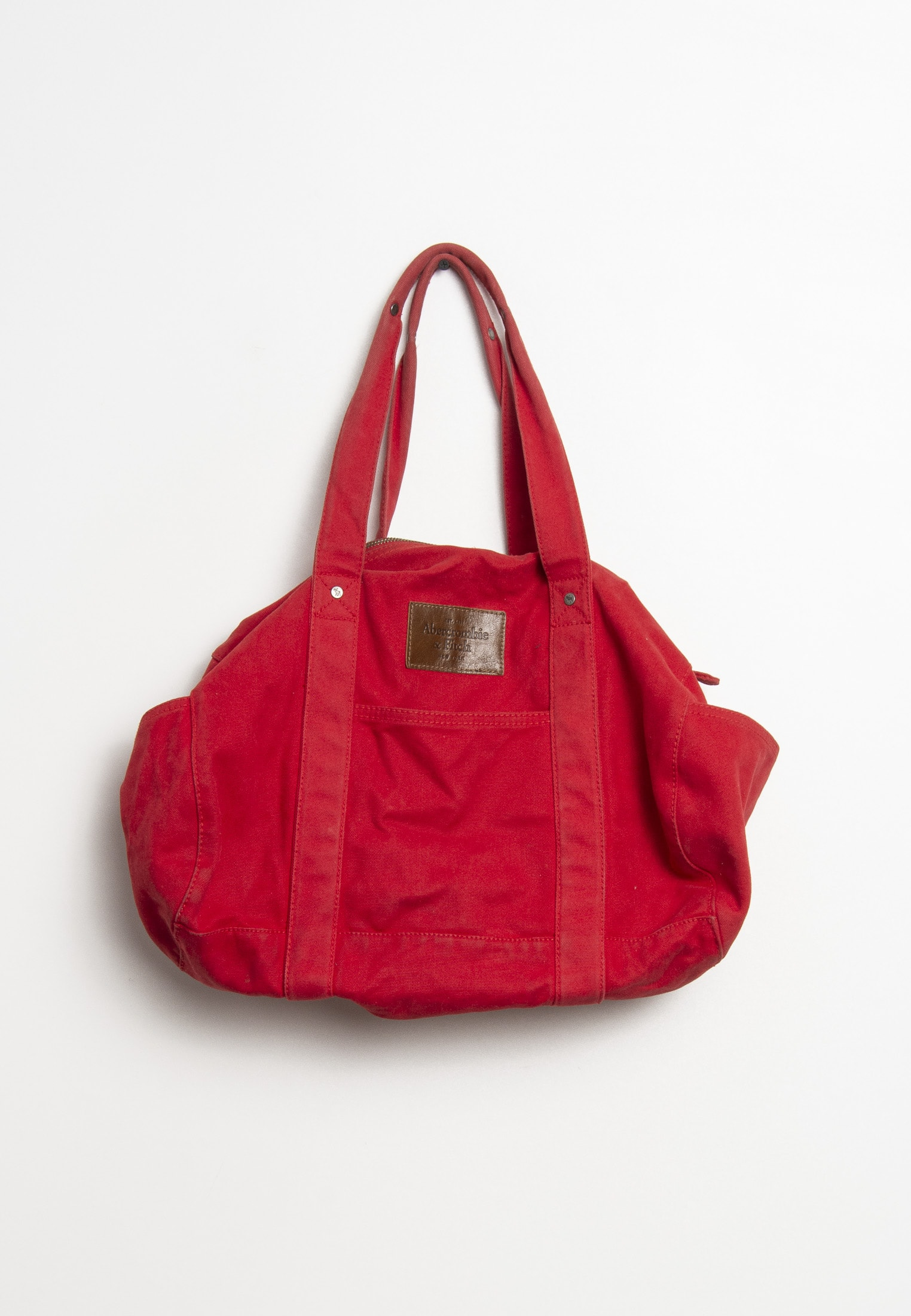 Abercrombie & Fitch Tasche Rot