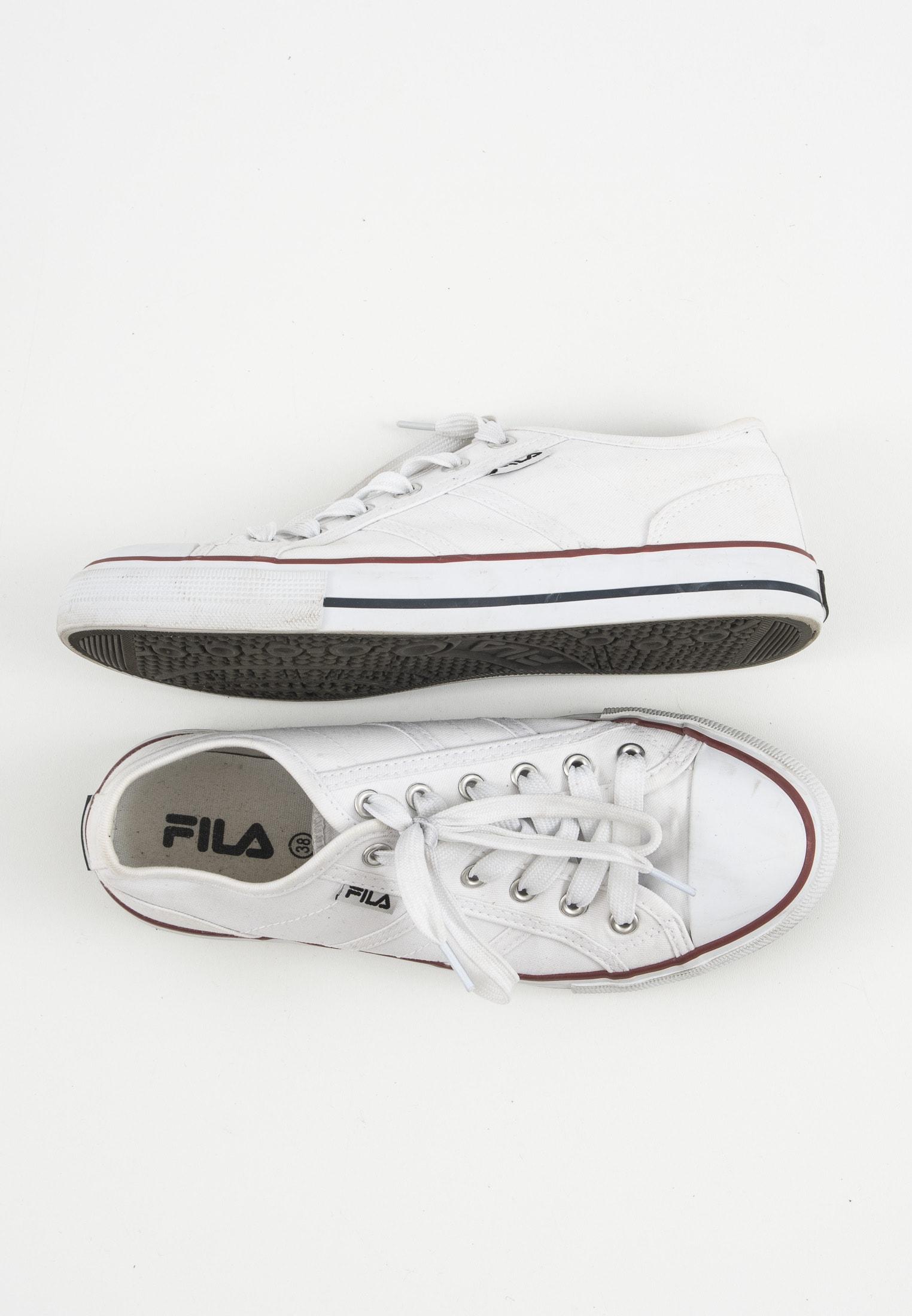 Fila Sneakers Weiß Gr.38