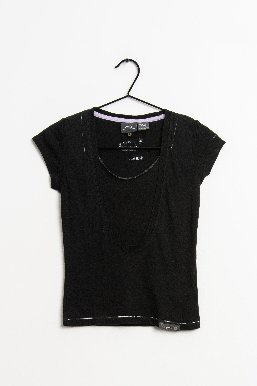 G-Star T-Shirt Schwarz Gr.S