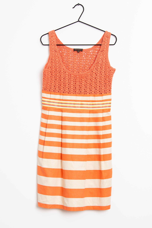 ADOLFO DOMINGUEZ Kleid Orange Gr.42