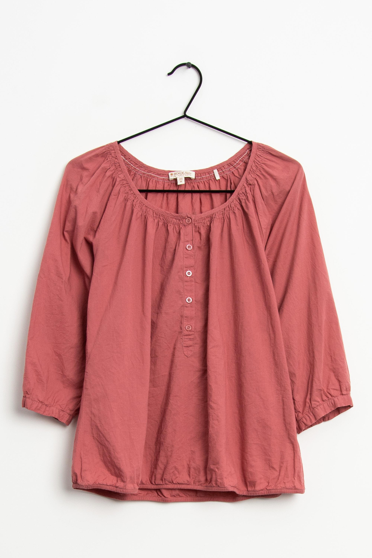 SOCCX Bluse Rot Gr.38