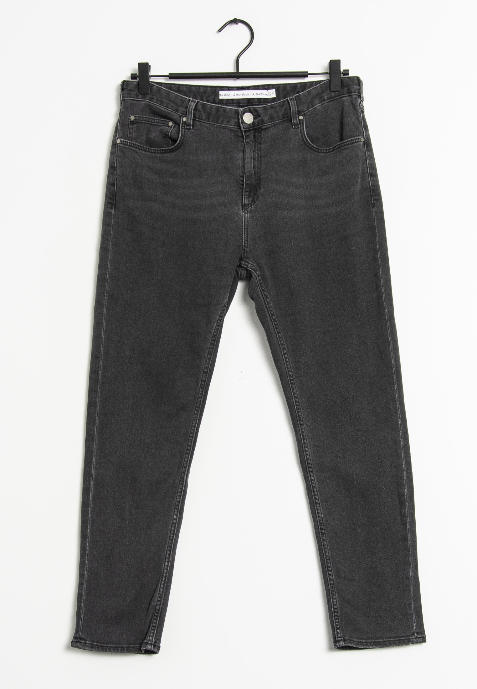 & other stories Jeans Grau Gr.S