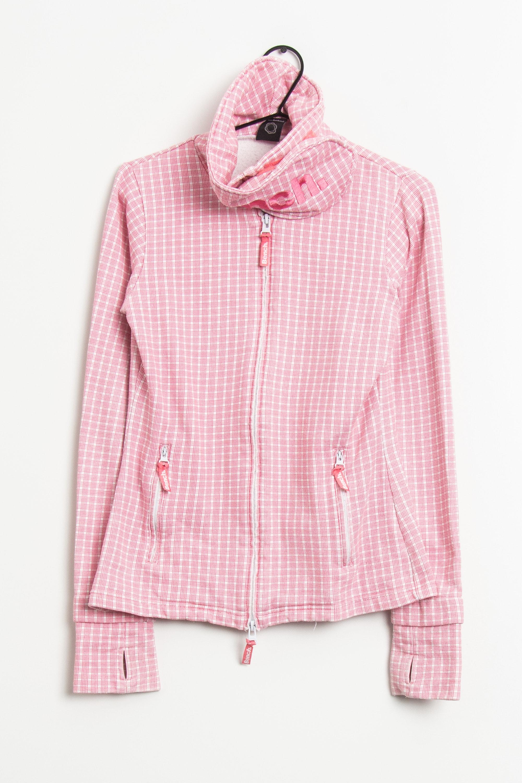 Bench Leichte Jacke / Fleecejacke Pink Gr.S