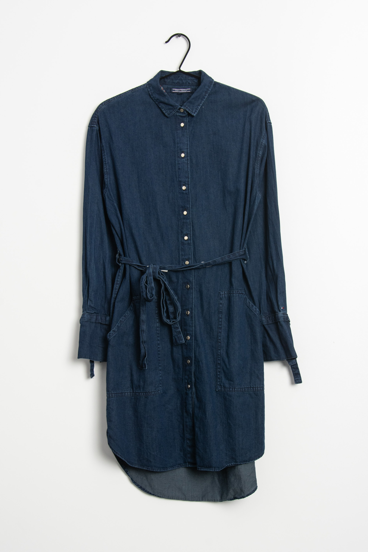Tommy Hilfiger Kleid Blau Gr.XXS