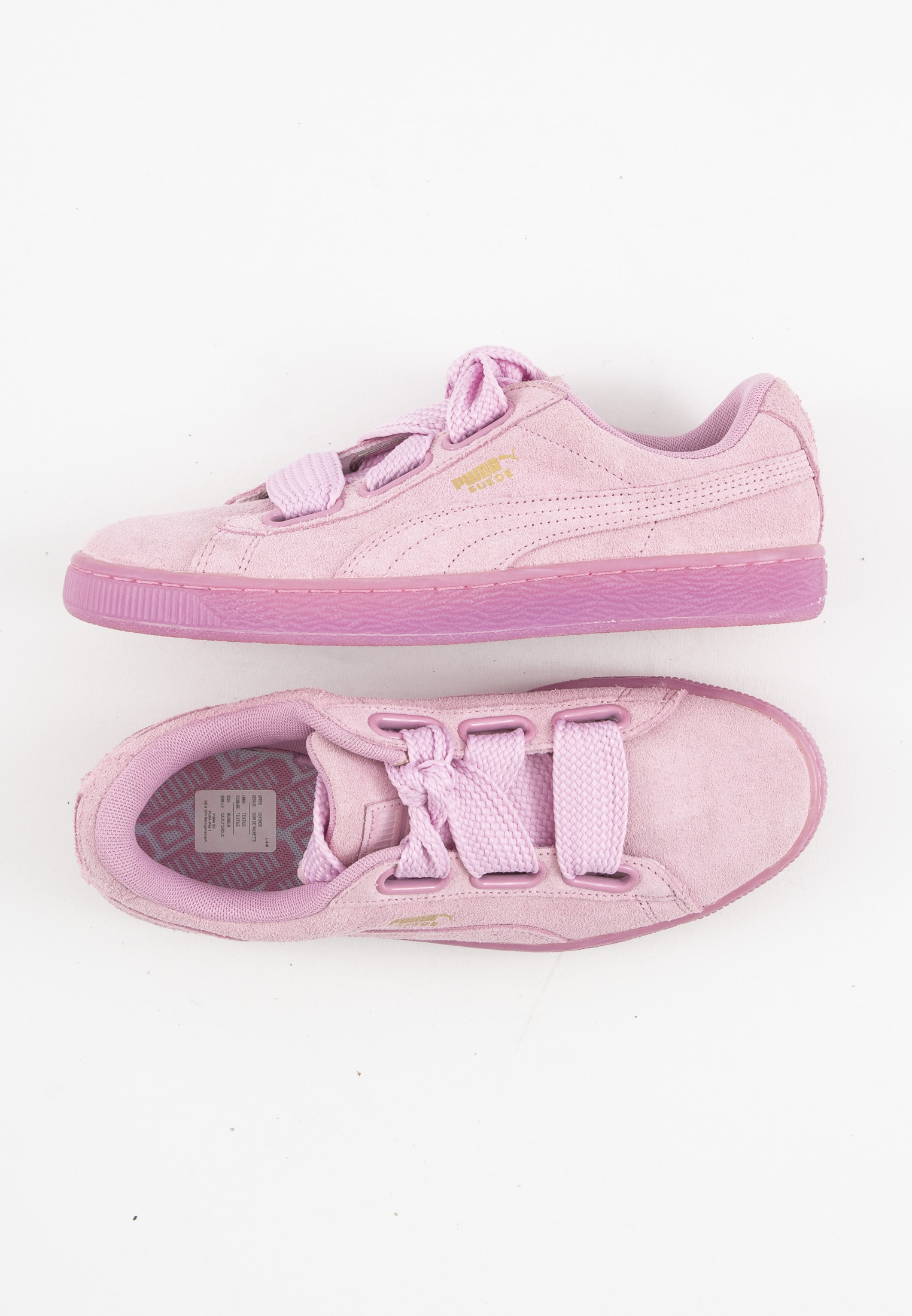 Puma Sneakers Pink Gr.39