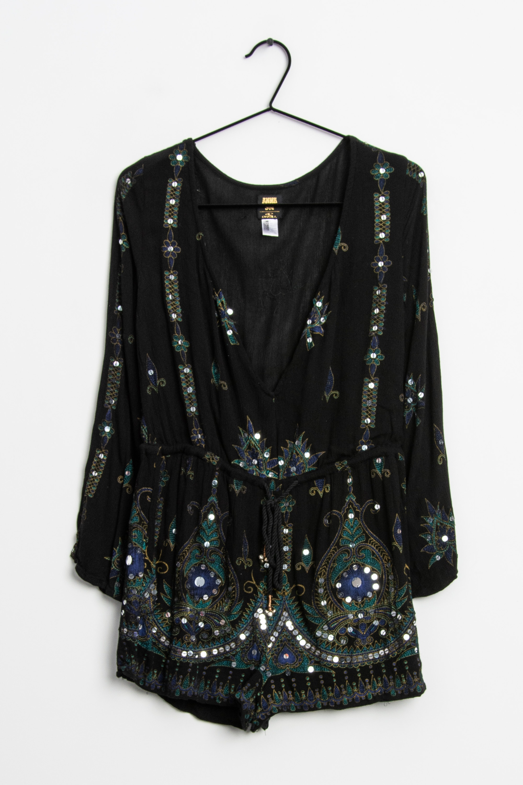 Anna Sui Jumpsuit / Overall Mehrfarbig Gr.M