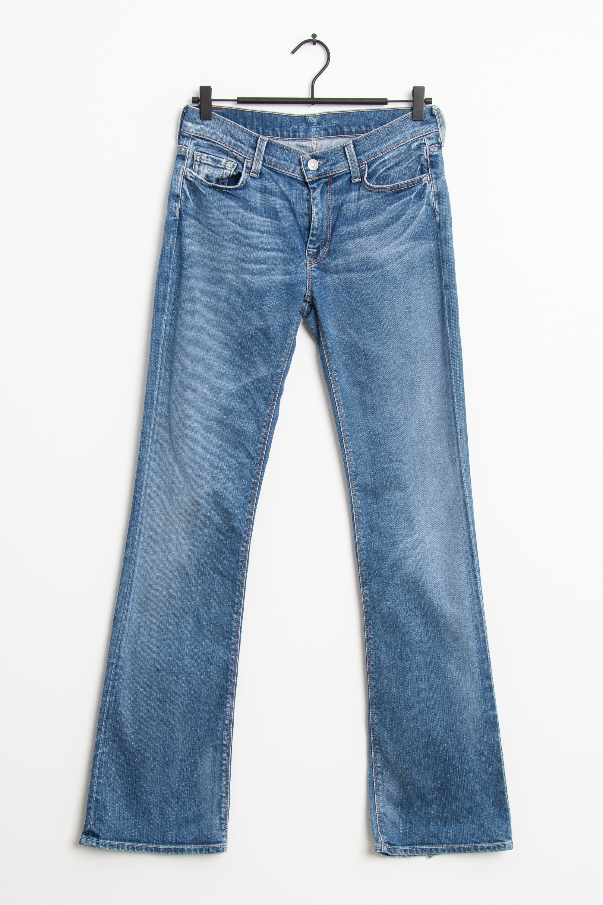 7 for all mankind Jeans Blau Gr.M