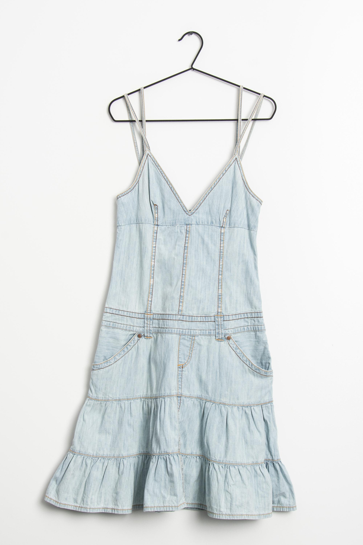 Pepe Jeans Kleid Blau Gr.M