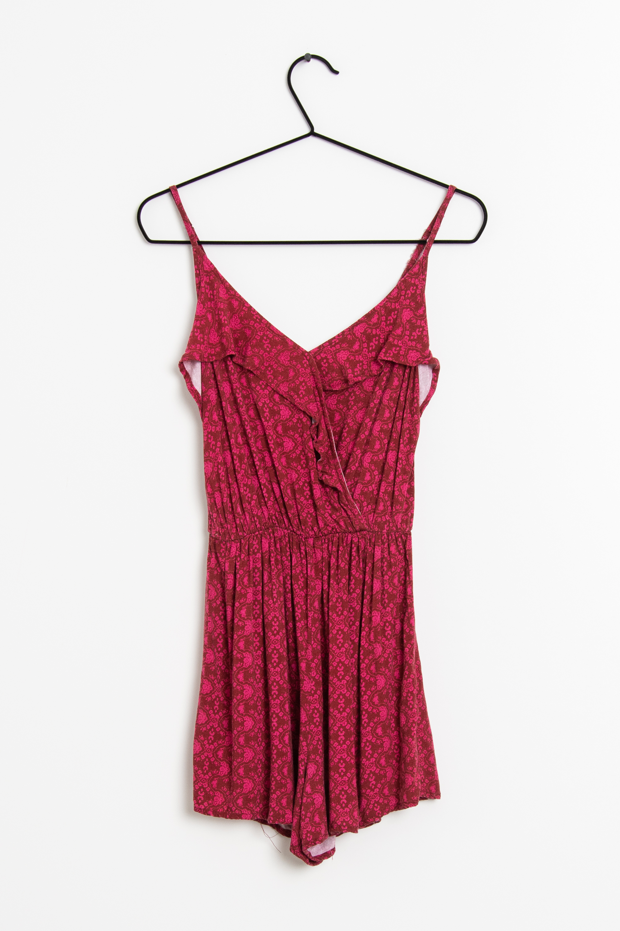 Hollister Co. Jumpsuit / Overall Rot Gr.XS